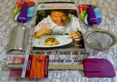 Na Cozinha da Tatá: Sorteio de Aniversário do Blog - http://nacozinhadatata.blogspot.com.br/2014/05/sorteio-de-aniversario-do-blog.html
