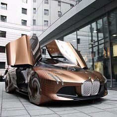 BMW Vision Next 100 Check out @watchmvmt @watchmvmt for your next high end…