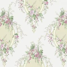 Floral Cameo PN0465