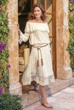 Francoise Skirt I from Soft Surroundings