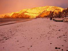 La Rabita Beach in Albuñol, Granada. Vive Alpujarra