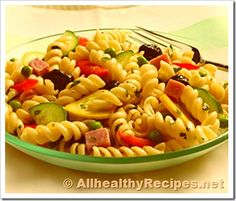 colorful pictures of healthy salads   ... Salad Recipe - How to make Colorful Pasta Salad   All Healthy Recipes