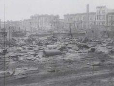 San Francisco Earthquake Damage 1906, more footage
