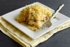 Tasty Kitchen Blog: Chicken Cordon Bleu Casserole. Guest post by Erica Kastner of Cooking for Seven, recipe submitted by Terri of That's Som...