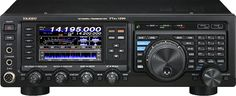 Yaesu FT-DX1200 HF Base - There are so many features packed into this transceiver that the sales brochure for this product alone is 12 pages long.