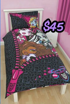 Genial Monster High Bedroom Furniture | Monster High Sound Accessories | Trinitys Monster  High Bedroom | Pinterest | Monster High Bedroom, Monster High And ...