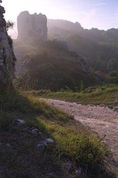 Château-Gaillard Le château-fort de Richard Coeur-de-Lion