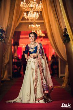 Delhi NCR weddings   Naveen & Nidhi wedding story   WedMeGood