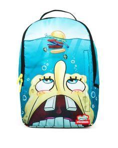 3f3996577e Sprayground Boys  SpongeBob Backpack Big Backpacks