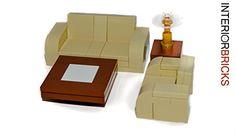 LEGO Furniture: Seating Set (Tan) w/ Couch, Chair, Tables & Lamp Interior Bricks http://www.amazon.com/dp/B00B40LELE/ref=cm_sw_r_pi_dp_nPSmub17JVZD5