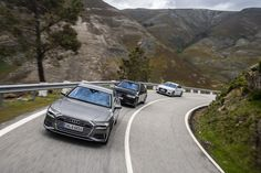 Audi just recently launched the newest generation of its most important executive car, the sedan. After hearing some journalists talk about the new Audi A6 Avant, Car Photos, High Quality Images, Bing Images, Transportation, Exterior, Outdoor Rooms