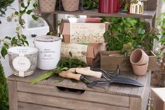 Practical gifts for gardeners. available now from crocus.co.uk