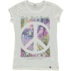 Age t-shirt fiammata stampa Peace donna - € 19,90| Nico.it - #fashionista #nicoit #nicoabbigliamentocalzature #fashion #nuoviarrivi #newarrivals #newcollection #nuovacollezione #bestoftheday #outfit #outfitoftheday #spring #springsummer #summer #ss15 #2015