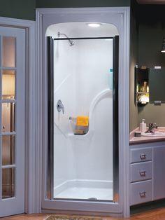 1000 images about adding a half bath on pinterest half baths shower stalls and small baths. Black Bedroom Furniture Sets. Home Design Ideas