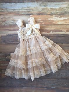 My new LOVE!  This vintage style cream lace dress could be worn on many different occasions. Dress it up with pretty shoes or wear it with cowgirl
