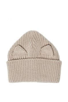 8f60b94f252 Cat Sense Beanie   Who wants to buy this for me for Christmas