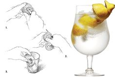 ... recipes chefs the dish plated see more 3 1 the gin is in gin is in