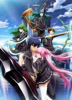 Hagure Yuusha no Estetica VOSTFR/VOSTA BLURAY | Animes-Mangas-DDL