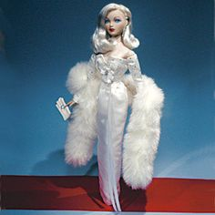 Image Detail for - platinum dream gene marshall annual edition doll ten years ago gene ...