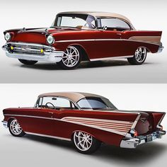 57 Chevy Bel Air, Chevrolet Bel Air, Chevrolet Trucks, Chevrolet Impala, Fancy Cars, Cool Cars, Vintage Cars, Antique Cars, Diesel Trucks
