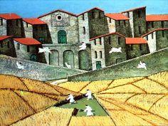 Galleria d'Arte Moderna e Contemporanea Luigi Proietti - Il grano