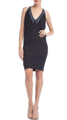 Maxine Dress, Black by Soul Revival