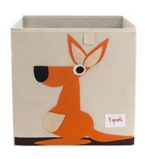 3 Sprouts Storage Box: So useful for storage (and cute!) #registry