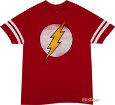 Sheldons Flash Jersey Shirt