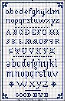 Free Easy Cross, Pattern Maker, PCStitch Charts + Free Historic Old Pattern Books: Sajou No 105