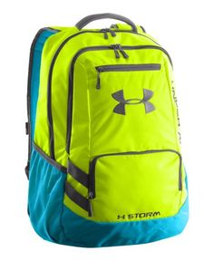 Under Armour UA Hustle Storm Backpack One Size Fits All High-Vis Yellow Under Armour http://www.amazon.com/dp/B00KCWR4UU/ref=cm_sw_r_pi_dp_zIkOtb13E26B17A3