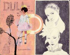 Soey Milk | Sketchbook 2011-3.20