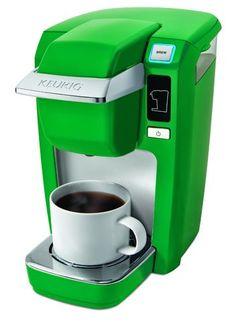 For the java addict: Keurig K10 MINI Plus coffee maker