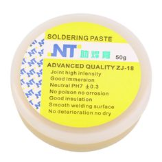 50g Rosin Soldering Flux Paste Solder Welding Grease Cream for Phone PCB In Stock #men, #hats, #watches, #belts, #fashion, #style