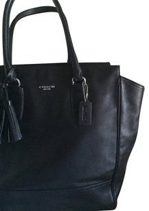dc75b7fa58f6 Coach Tote in Black Designer Handbags On Sale