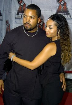 Ice Cube and wife Kim