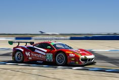 Ferrari on pole in GTD class. Daniel Serra set a new track record! In GTLM a great by James Calado in the RisiComp Ferrari 488, News Track, Gto, Running, Sports, Chop Saw, Hs Sports, Keep Running, Why I Run