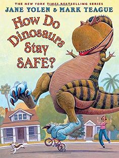 How Do Dinosaurs Stay Safe? by Jane Yolen http://www.amazon.com/dp/0439241049/ref=cm_sw_r_pi_dp_kIk.ub0NF7XPC