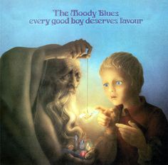 1971-07-23 – Moody Blues - Every Good Boy Deserves Favour