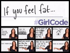Quotes From Girl Code. Haha. Love this show.