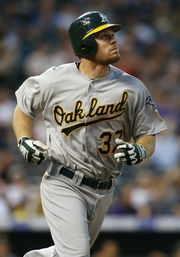 If the Indians do acquire Brandon Moss, the trade is not expected to cost them a player off their 40-man roster.