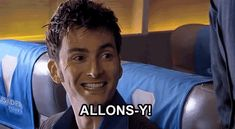 """13 Doctor Who quotes, words and phrases that only fans will know<<""""thats goodbye in french you know."""""""