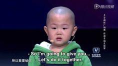 danza da vero ballerino robot il cinesino di 3 anni |Lemontubetv