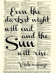 Love Victor Hugo . . . and Les Miserables