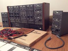 MATRIXSYNTH: Roland System 100m Modular Synthesizer System with...