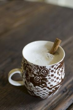(Anthropologie mug)