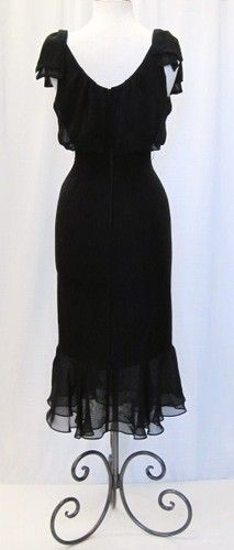Stop Staring! Darling Fitted Dress- | eBay