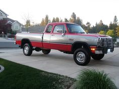 Dodge Ram Cummins 1993