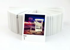 Printstagram Calendar --> you can make from 365 of your fave Insta-pics. Cost: $40