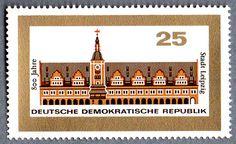 Deutsche Demokratische Republik stamp