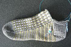 Ravelry: Wolnuts' Swedish socks